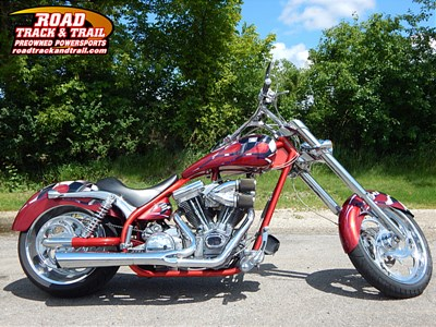 Used 2006 Ness Motorcycles Speedliner
