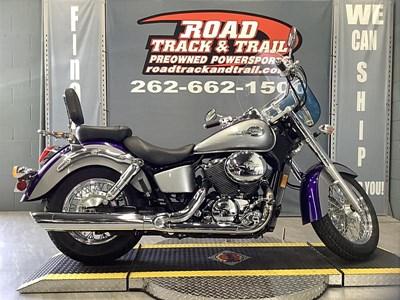 Used 2002 Honda® Shadow 750 Aero