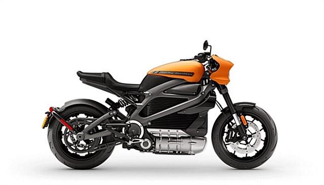 Photo of a 2020 Harley-Davidson®  LiveWire™