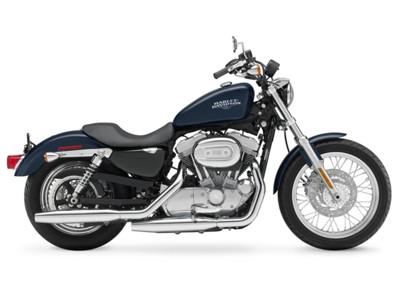 Used 2008 Harley-Davidson® Sportster® 883 Low