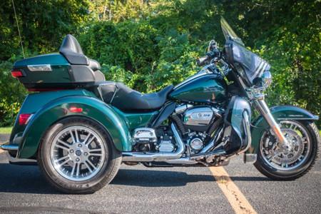 Used 2021 Harley-Davidson® Tri Glide® Ultra