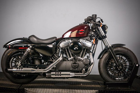 Used 2021 Harley-Davidson® Forty-Eight®
